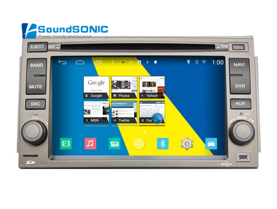 For Hyundai Azera Android 4.4.4 S160 Automotivo Car PC Auto Monitor Car Radio CD DVD GPS Autoradio Android For Hyundai Azera(China (Mainland))
