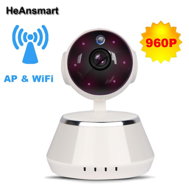 Mini Baby IP Camera Wireless 960P HD Camera IP WiFi Camera Video CCTV Security Home babysitter WiFi Audio Micro SD Alarm Cam(China (Mainland))