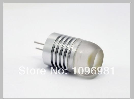 Free Shipping G4 2D 3W DC12V LED Lamp bead Low Voltage LED Light Pipe 20pcs(China (Mainland))