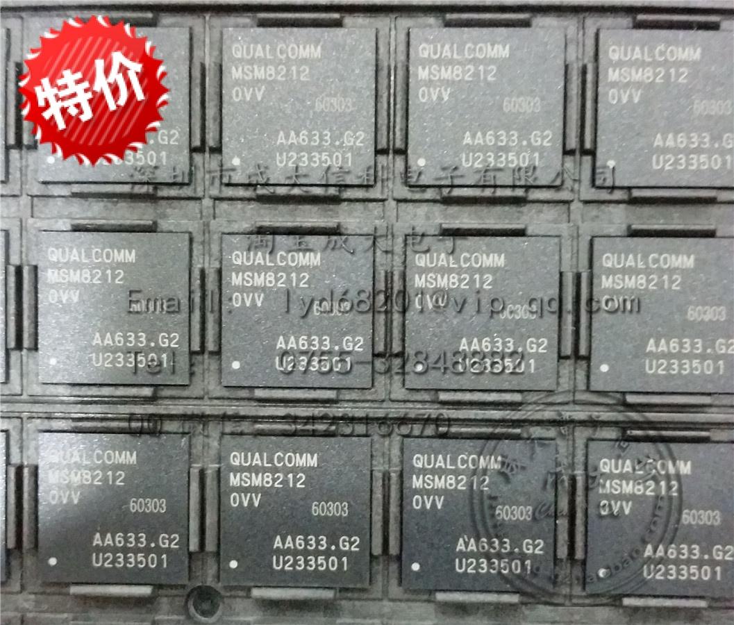 MSM8212 0VV Qualcomm1.2GHz four 4 snapdragon 200 processor CPU . Free Shipping(China (Mainland))
