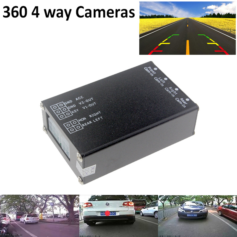 Online Buy Wholesale 360 Degree Car Security Camera From