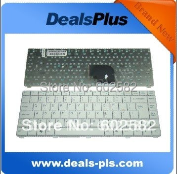 New For Sony Vaio VGN-C C190 C290 VGN-C260E/B C250N/B C240E/B US Keyboard White