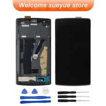Oneplus one Original LCD Touch Screen Assembly Repair Parts 5.5 inch One plus Phone +Tools - Shenzhen SUEYUE Trading Co.,LTD store