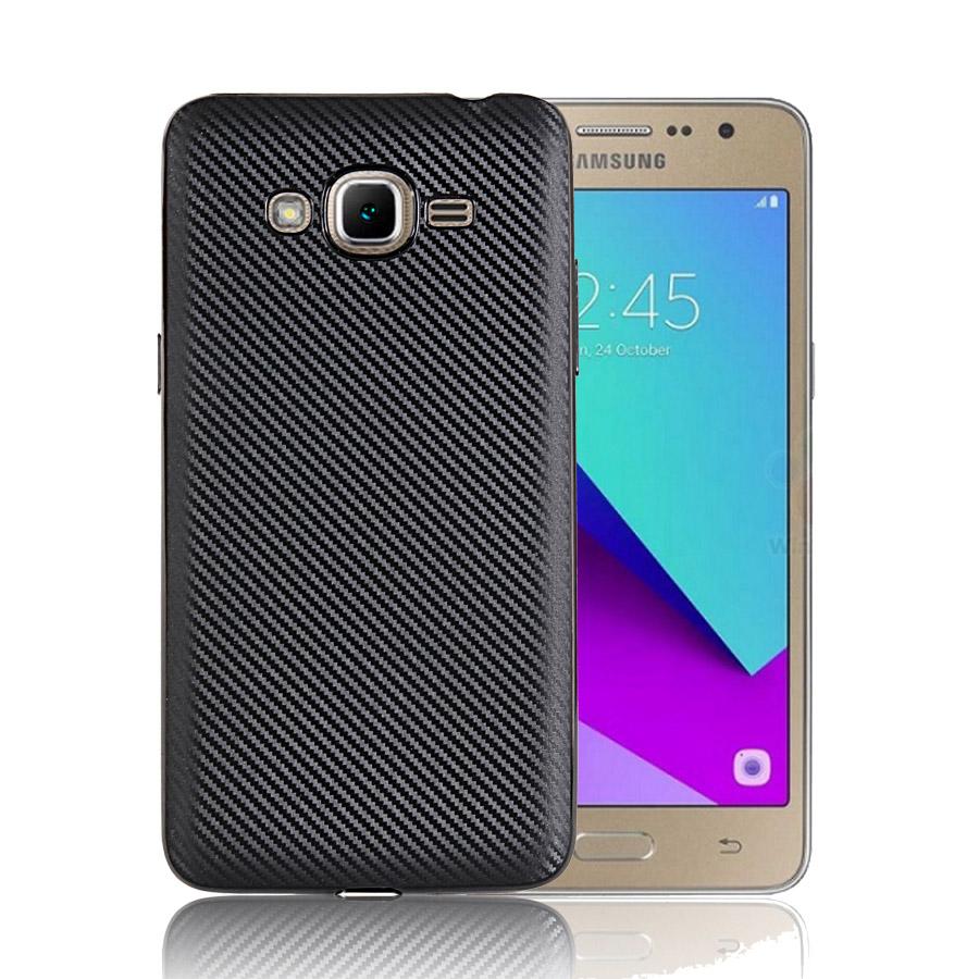 Phone cases sFor Coque Samsung Galaxy J2 Prime Case Funda Samsung Galaxy J2 Prime G532F G532 Carbon fiber Soft case cover