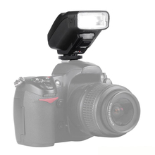 New Viltrox JY-610 II On-camera Speedlight Flash For Nikon Canon DSLR Camera High Quality Free Shipping(China (Mainland))