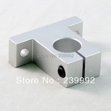 4PCS SK12 SH12A 12mm linear rail shaft support block for cnc linear slide bearing guide cnc parts(China (Mainland))