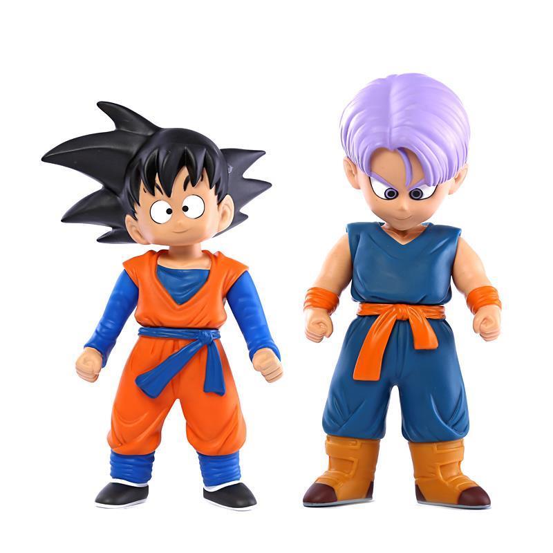 Z Goku Son Goten VS Trunks Goten