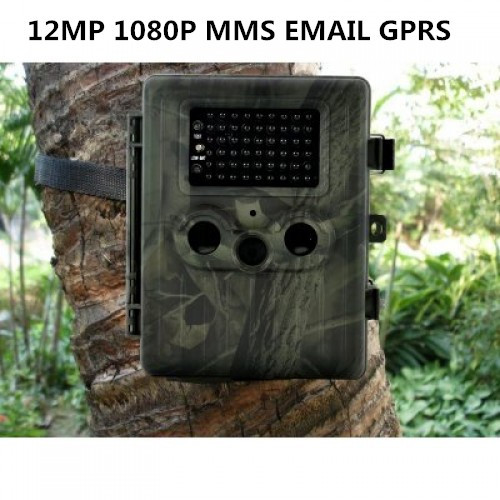 Suntek HT-002LIG scout guard night vision hunting digital Camera traps 1080P 3G MMS SMS Infrared Trail Camera Free Shipping<br><br>Aliexpress