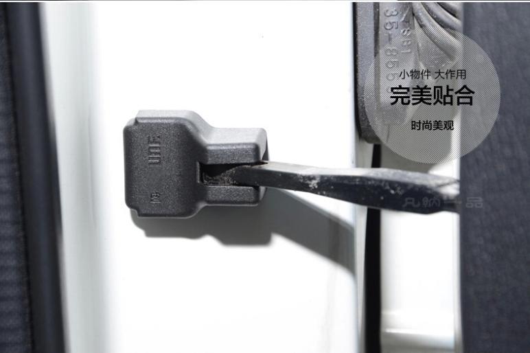 Door Stop Arm : Door check arm stop cover pcs for mazda cx
