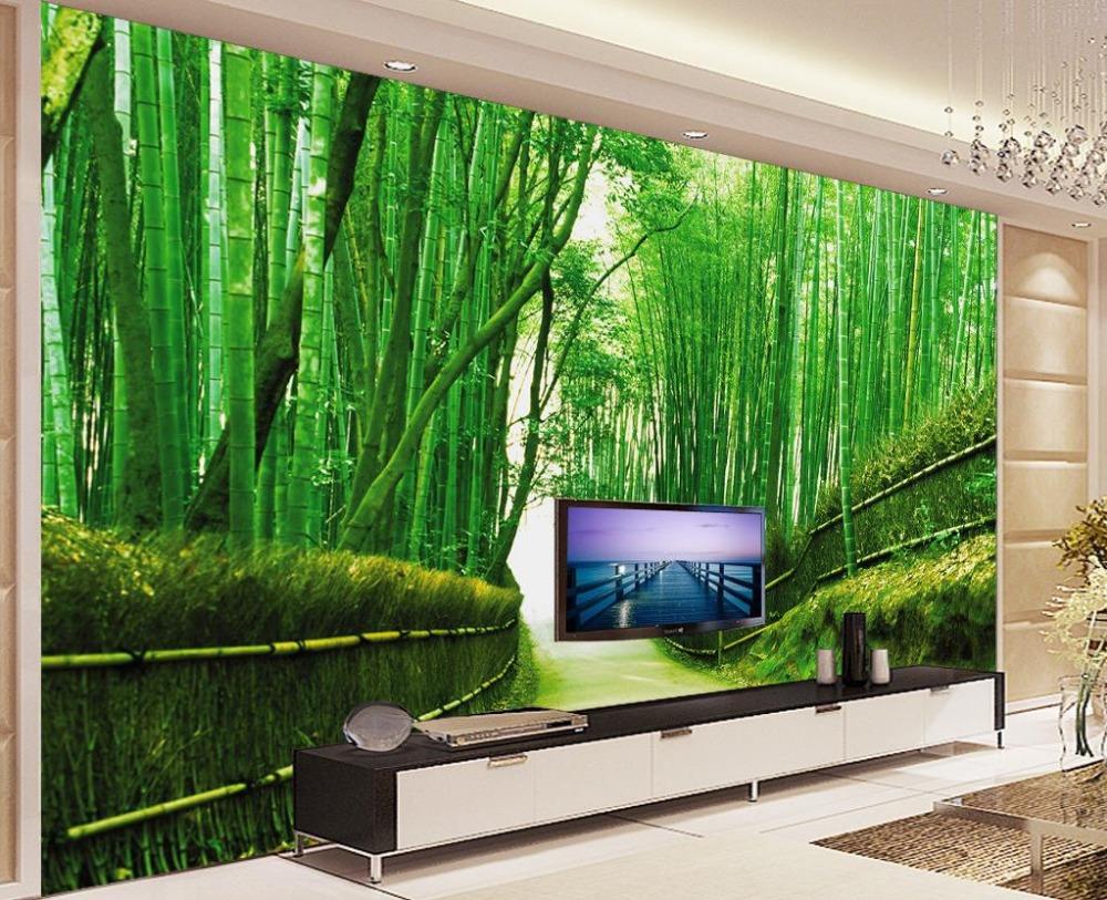 decorative bamboo wallpaper promotion shop for promotional decorative bamboo wallpaper on. Black Bedroom Furniture Sets. Home Design Ideas