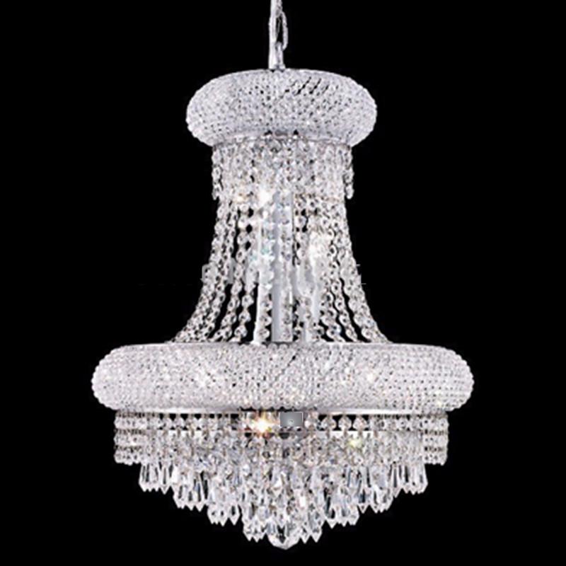 Гаджет  Modern 5 Lights dome basket crystal chandeliers in chrome finish,AT-8,30cm W x 48cm H None Свет и освещение