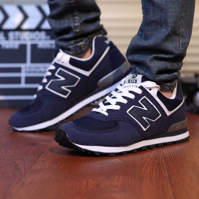 zapatilla casual new balance
