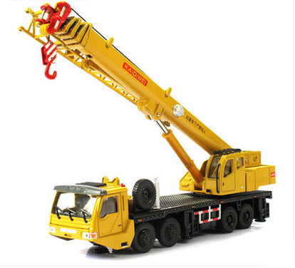 High Quality!!! KAIDIWEI Crane Sling Van1:55 Alloy 20*5*6cm Vehicle Toys Gifts Models(China (Mainland))