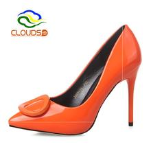 2016 New Sexy Red Bottom High Heels Shoes Women Pointed Toe Party Shoes Woman Fashion High Heel Pumps Sapato Feminino Zapatillas(China (Mainland))