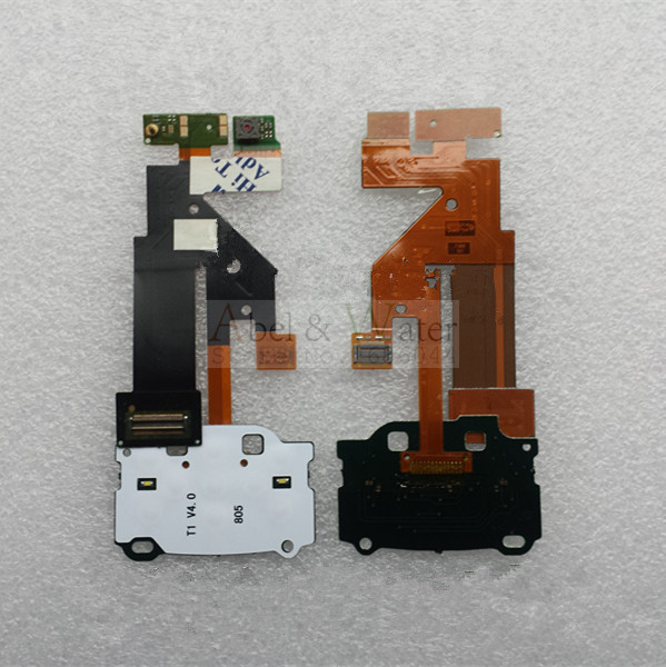 Original New Keyboard Flex Cable For Nokia 6500S Keypad Flex Cable Ribbon By Free Shipping(China (Mainland))