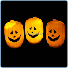 Pumpkin night lights 20PCS Children Halloween gifts Nice-looking Led pumpkin lamp large/small/long/led 4 options Nightlight(China (Mainland))