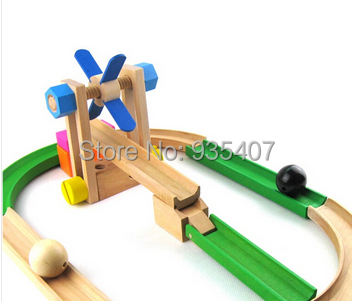 Track creative building blocks The 345 year old children Baby toys<br>