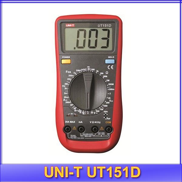 Ваттметр UNI-T uni/t UT151D мультиметр uni t 172 ut151a ut151b ut151c ut151d ut151e