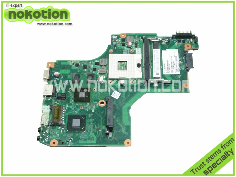 laptop motherboard for toshiba satellite C600 V000238100 6050A2448001-MB-A01 HM65 NVIDIA GT315M DDR3<br><br>Aliexpress