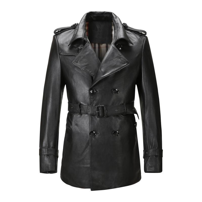 Black Skin Jacket 52JPVp