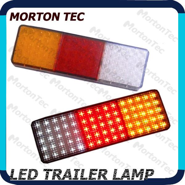 10pcs 10-30V automotive led lighting truck led tail lamp--MTSL228(China (Mainland))