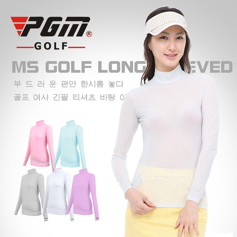 Women's Clothing With Cute Golf Applique Pgm women s clothes