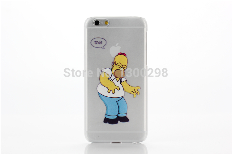 Simpsons Iphone 6 Case Amazon For Apple Iphone 6 Case