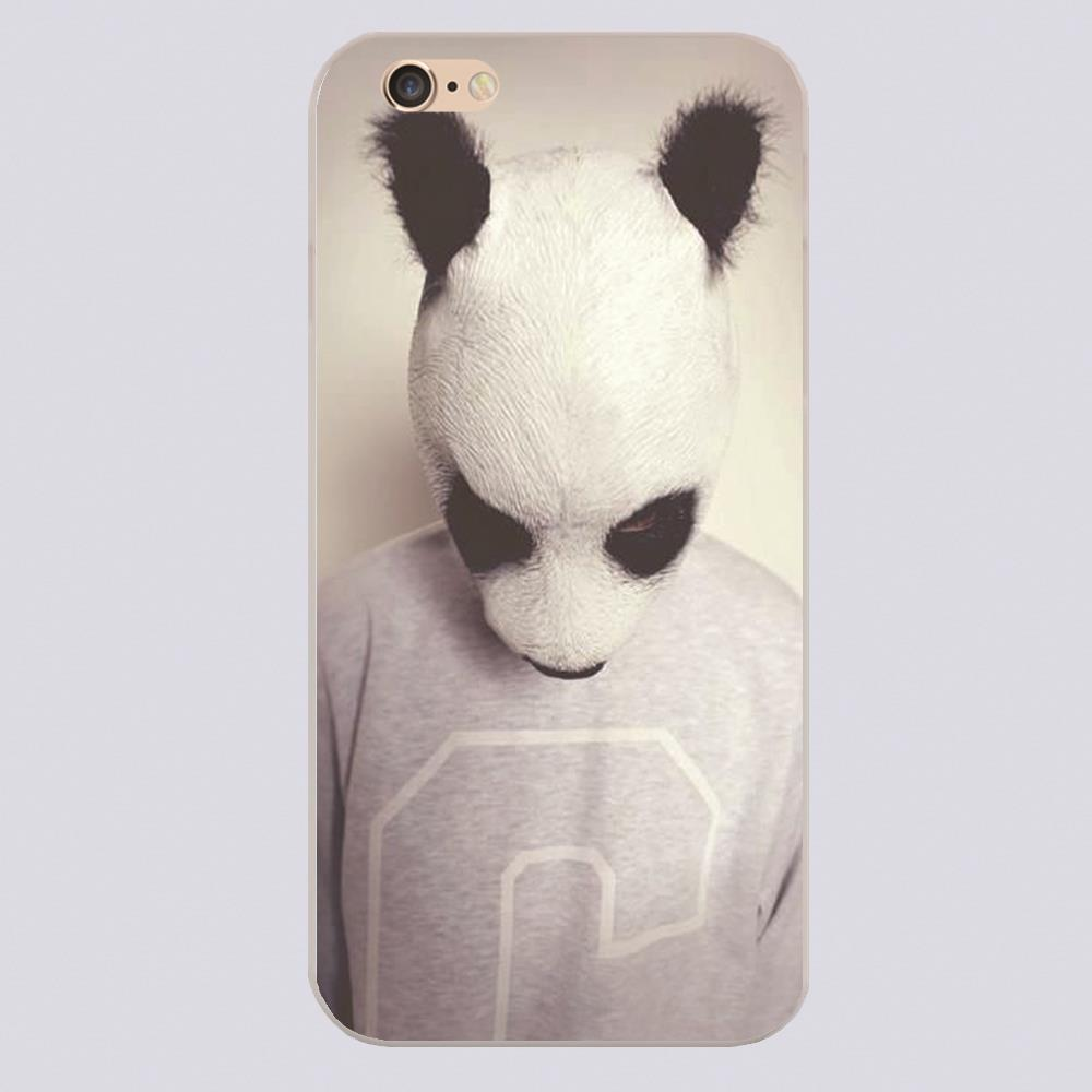 cosplay sheep Design transparent plastic font b case b font cover cell font b mobile b