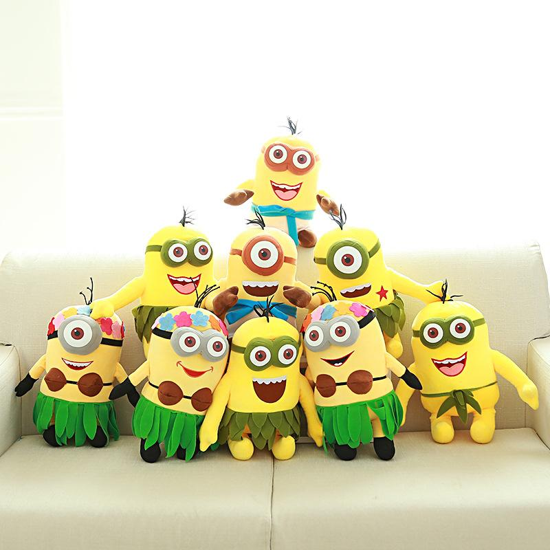 Гаджет  2015 Time-limited Promotion Newest Lovely Minions Stuffed Doll Despicable Me Minion Plush Toys 25cm/40cm Gift For Children  None Изготовление под заказ