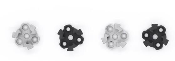 DJI Phantom 4 spare parts accessories Propeller Metal Fixed Seat For JI Phantom 4 9450S Prop mounting kit