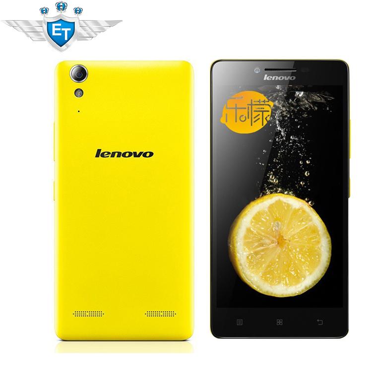 "Lenovo K3 K30-W Music Lemon Original Cell Phones Qualcomm Quad Core Android 4.4.4 IPS 5"" 1280X720 Dual SIM 8MP Camera 4G FDD LTE(China (Mainland))"