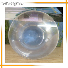 Buy 2pc 70mm Diameter Round Optical PMMA Plastic Fresnel Condensing Lens Focal Length27mm 3D Plane Magnifier,Solar concentrator for $11.98 in AliExpress store