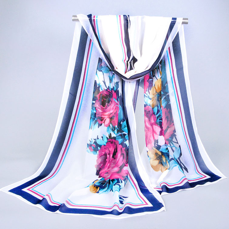 Polyester 160cm*50cm Style Beautiful Scarf Cool Scarves Adult 2015 Fashion women Casual desigual Multi New Fine Shawl aw214(China (Mainland))