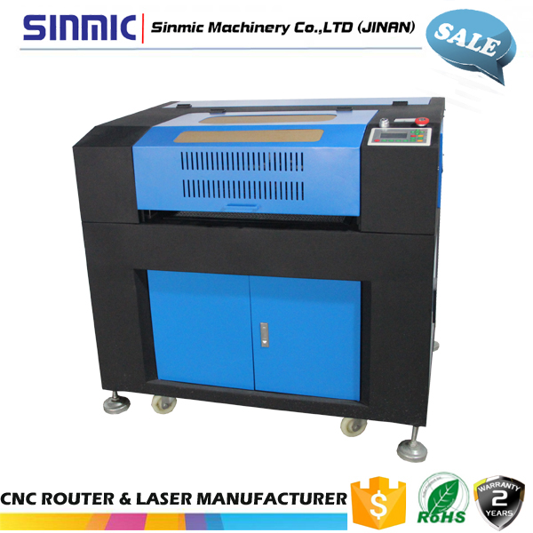 New Condition and LAS,DWG,BMP,DXF,DXP,AI,PLT,DST Graphic 60w laser rubber engraving machine(China (Mainland))
