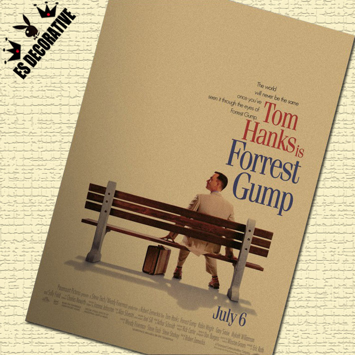 argument paper on the movie forrest Forrest gump [winston groom] on amazoncom free shipping on qualifying offers the modern classic that inspired the beloved movie starring tom hanks six foot six, 242 pounds.