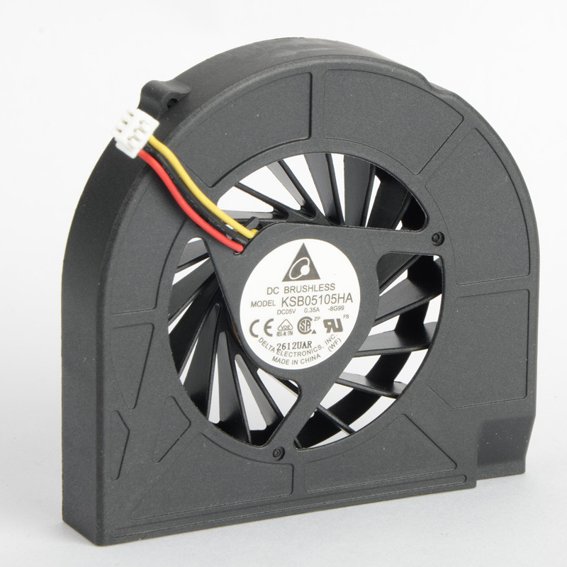 Laptops Replacement CPU Cooling Fan Computer Component Fit For HP Compaq Presario CQ50 CQ60 CQ70 G50 G60 G70 Series F0628 P72(China (Mainland))