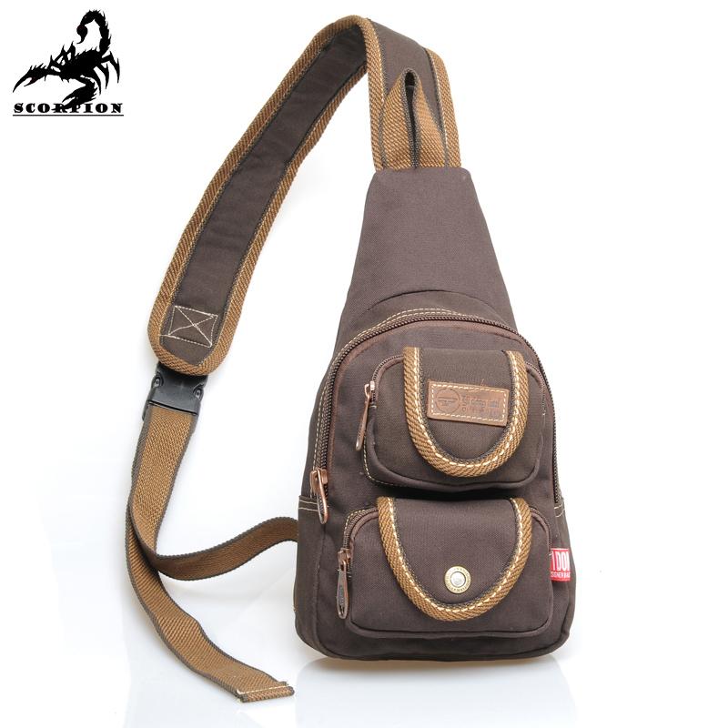 One Shoulder Messenger Bag New Outdoor Travel Sports Bag Canvas Shoulder Bag Men Women One Shoulder Messenger Bag(China (Mainland))