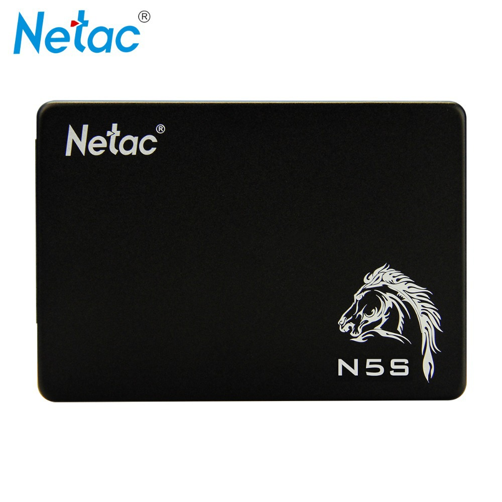 """Netac N5S SSD 60GB 120GB SATA III 2.5"""" Solid State Drive Disk MLC Flash Storage Devices Disc for Desktop Laptop(China (Mainland))"""