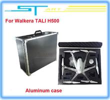 FPV aluminum case hm box outdoor protection flying fairy for Drone RC Hexacopter Walkera Tali H500 camera RTF USA Free Shipping
