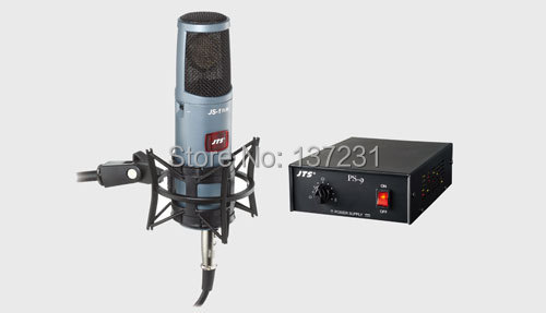 JTS JS-1Tube Large Diaphragm vacuum tube studio microphone Condenser Mic Broadcasting Studio Vocal Live Recording Guitar Bass(China (Mainland))
