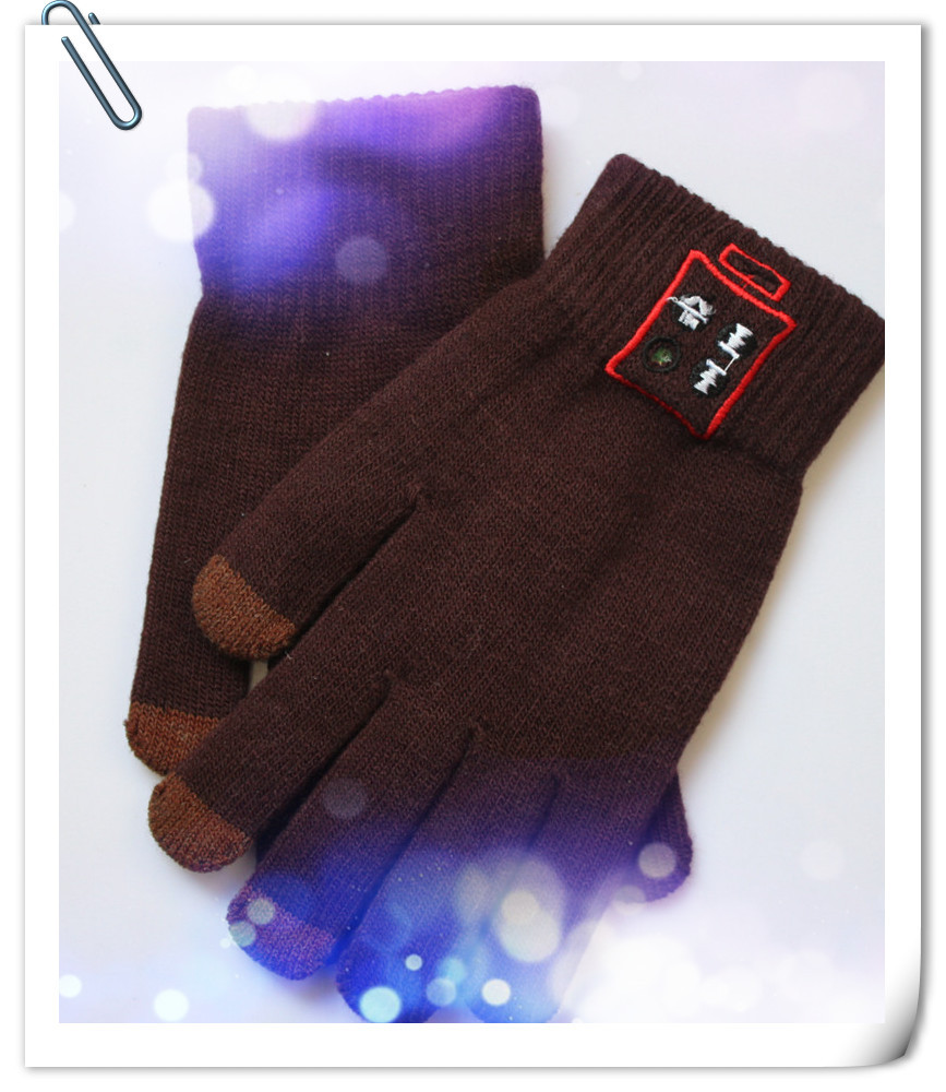 Manufacturers classic Conductive touch screeengloves/bluetooth gloves(China (Mainland))