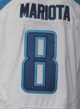 Best quality jersey,Men's 8 Marcus Mariota 29 DeMarco Murray Stitched elite jersey,White,Navy Blue,Light Blue,Size M-XXXL(China (Mainland))