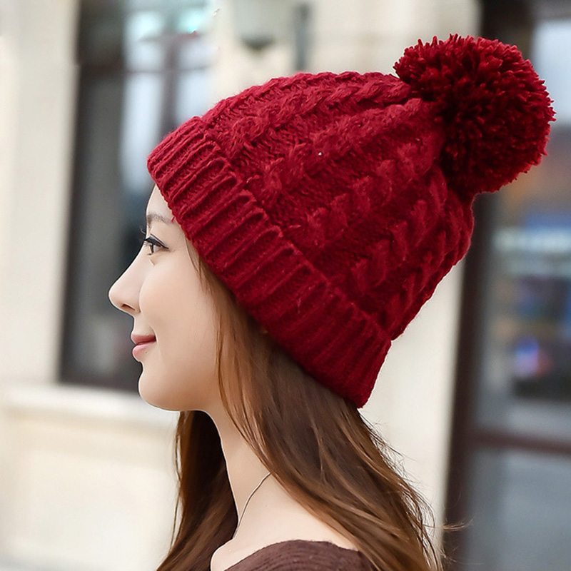 2015 winter beanies knitted s hat winter hats for