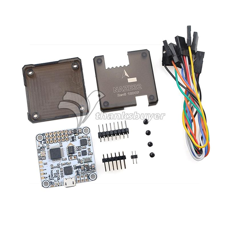 Acro Afro Naze32 Rev5 NAZER 32 10DOF/6DOF Flight Controller RC with Case for FPV Multicopter