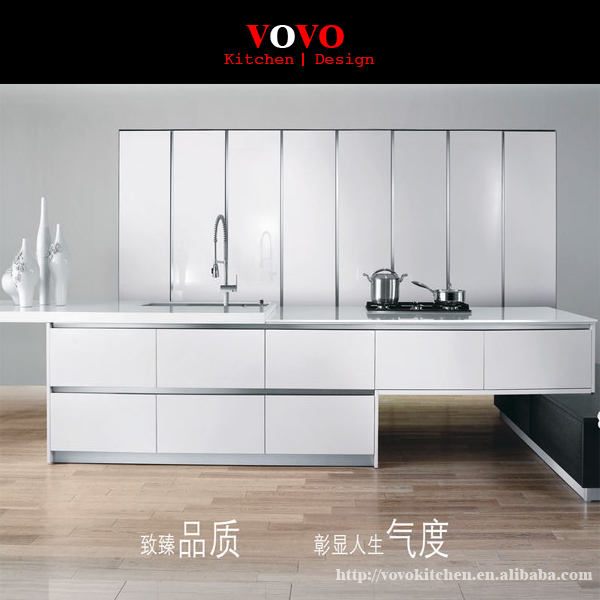 Blanc placage de quartz promotion achetez des blanc for Placage cuisine