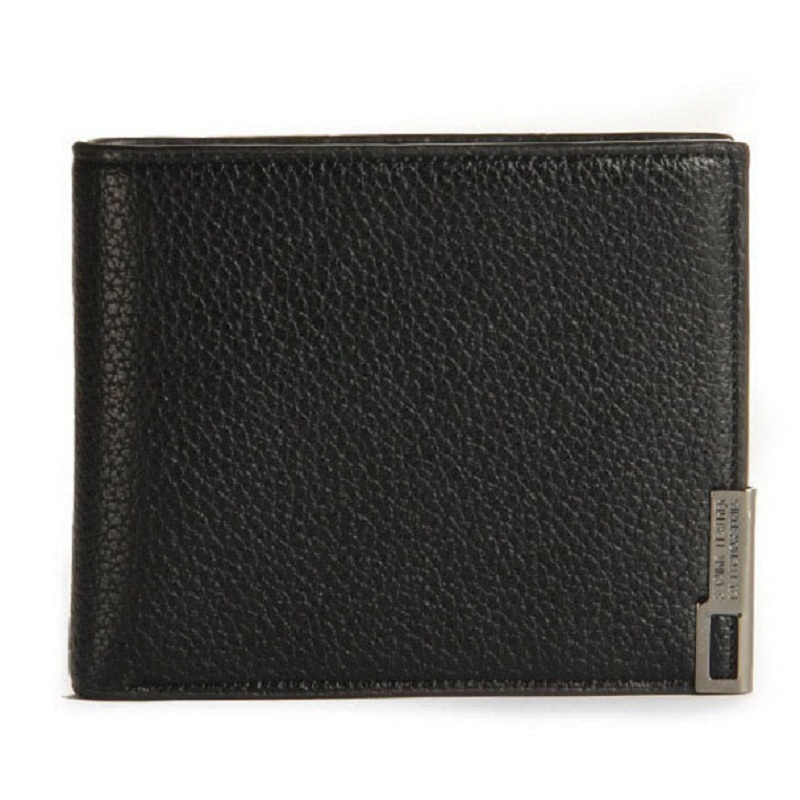 European and American Style short mens wallet leather genuine male wallet leather man wallets purses portefeuille homme 2015(China (Mainland))