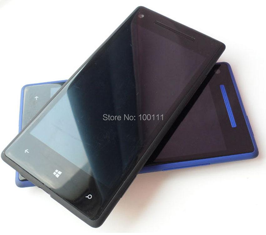"HTC Blue Color Original Windows Phone 8X C620e GPS Wi-Fi 5.0MP 4.3""TouchScreen 3G Cellphone Free DHL-EMS Shipping(Hong Kong)"