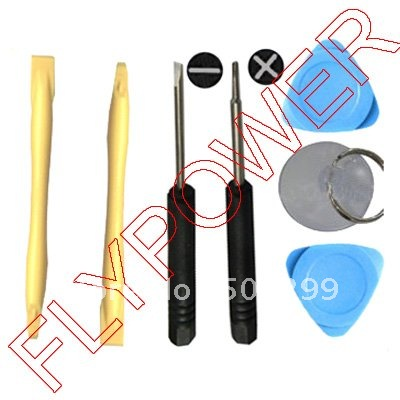 NDS PSP 7 in 1 Opening Tools Set for ipod iphone 2g 3g 3gs by free DHL, UPS or EMS: 50pcs/lot