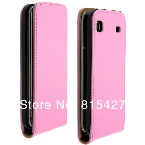 1 pcs free shipping HKPAM leather case for samsung galaxy s i9000 case(Fast delivery)(China (Mainland))