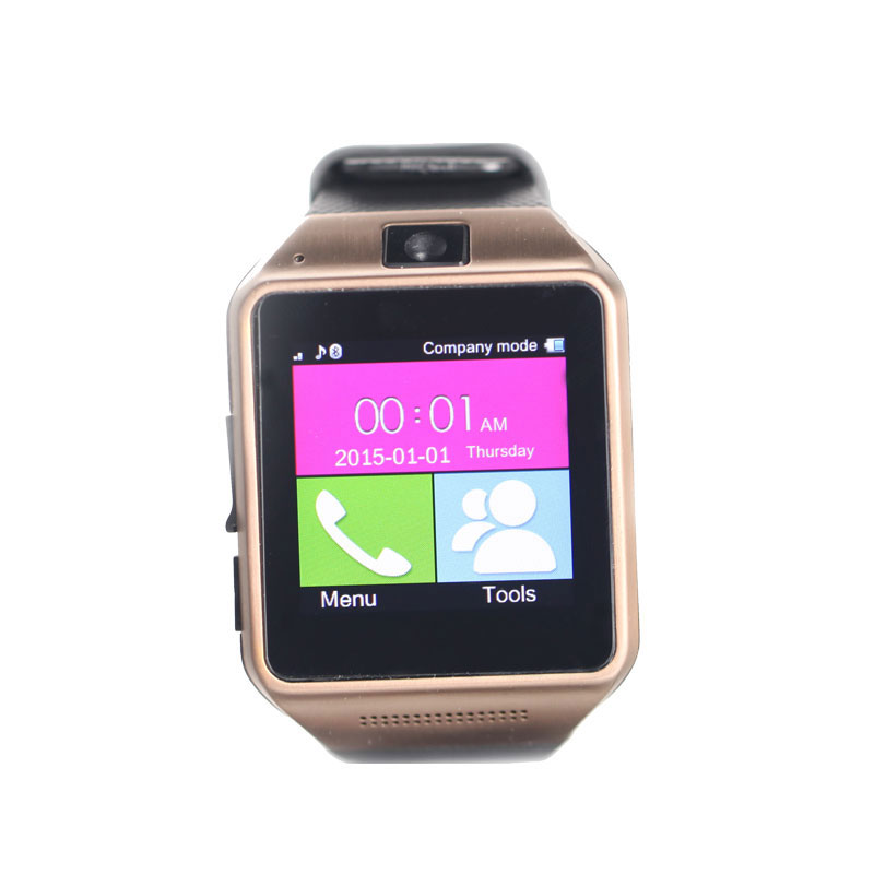 GFT gv08A wearable device Bluetooth Smart Watch Phone Touch Screen For Android Phone Samsung(China (Mainland))